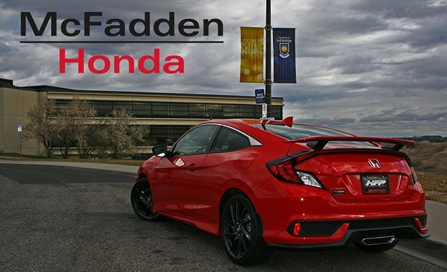 Roll In To University With Style With 2018 Honda Civic Si Hfp Edition Hfp Honda Si Hondasi Lethbridge Uofl University Study Education Redcar Forsale