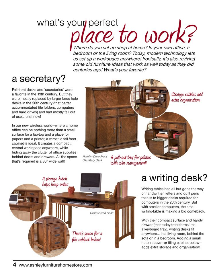 Where Is Your Perfect Place To Work? Office MakeoverPerfect PlaceHome ...