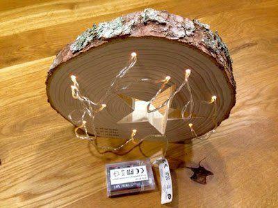 Holz, Licht, Stern - Handmade Kultur