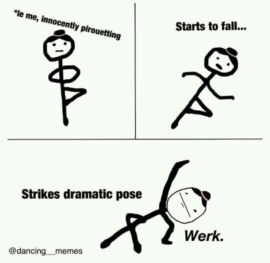 Dance problem meme. Totally reminds me you! @Sam McHardy McHardy McHardy McHardy Taylor Cheek