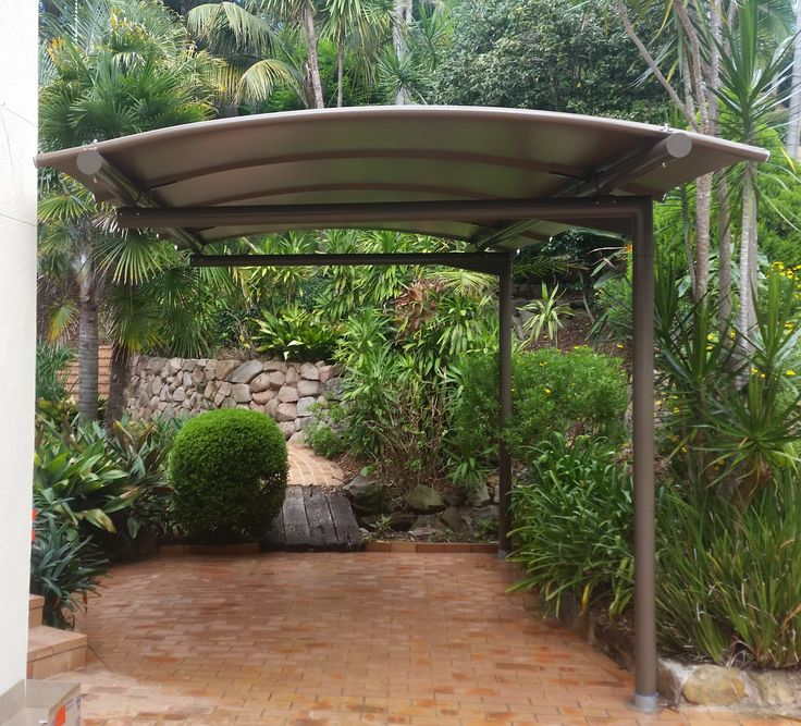 Small Car Shelter : Best images about carport awnings and sails on