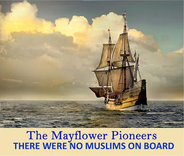 Sorry Barack, But There Were No Muslims On The Mayflower