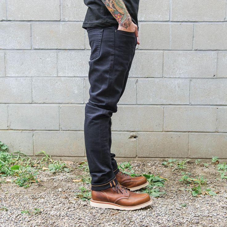 Levi's 511 Skate Jean (Black)