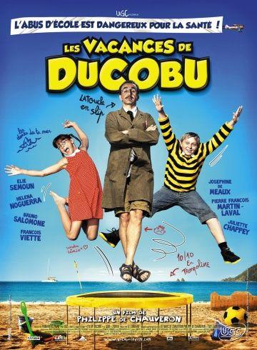 Каникулы Дюкобю (Les vacances de Ducobu)