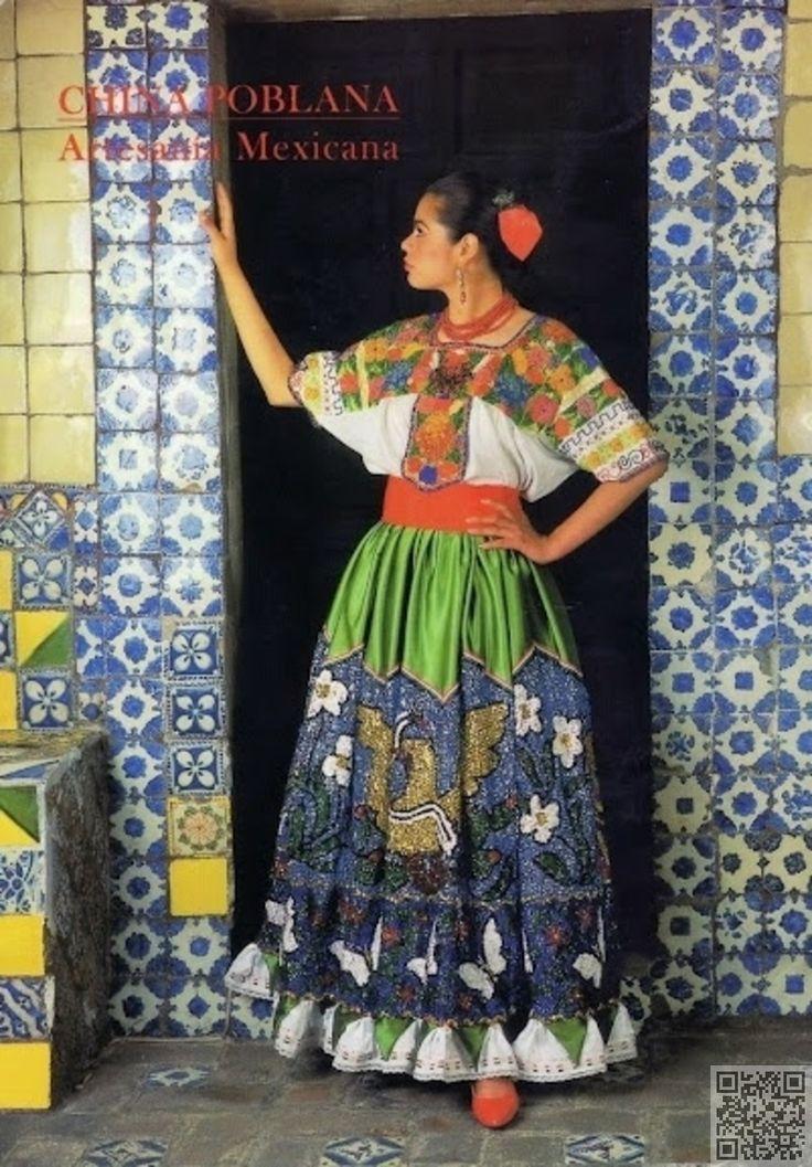 Ropa tradicional de México