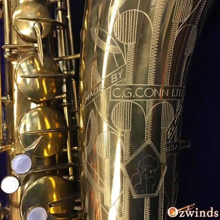 Conn 10M Tenor Saxophone, Near Mint Condition 1942