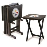Pittsburgh Steelers NFL TV Trays #http://www.pinterest.com/sportsfansplus/