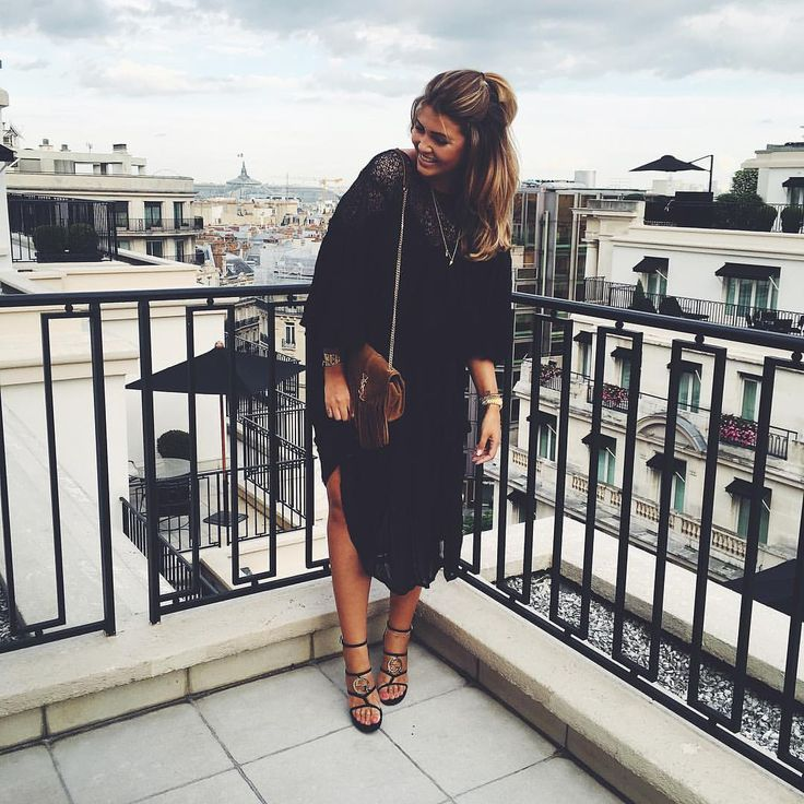 Farina Opoku sur Instagram : Off to Dinner with @zadigetvoltaire