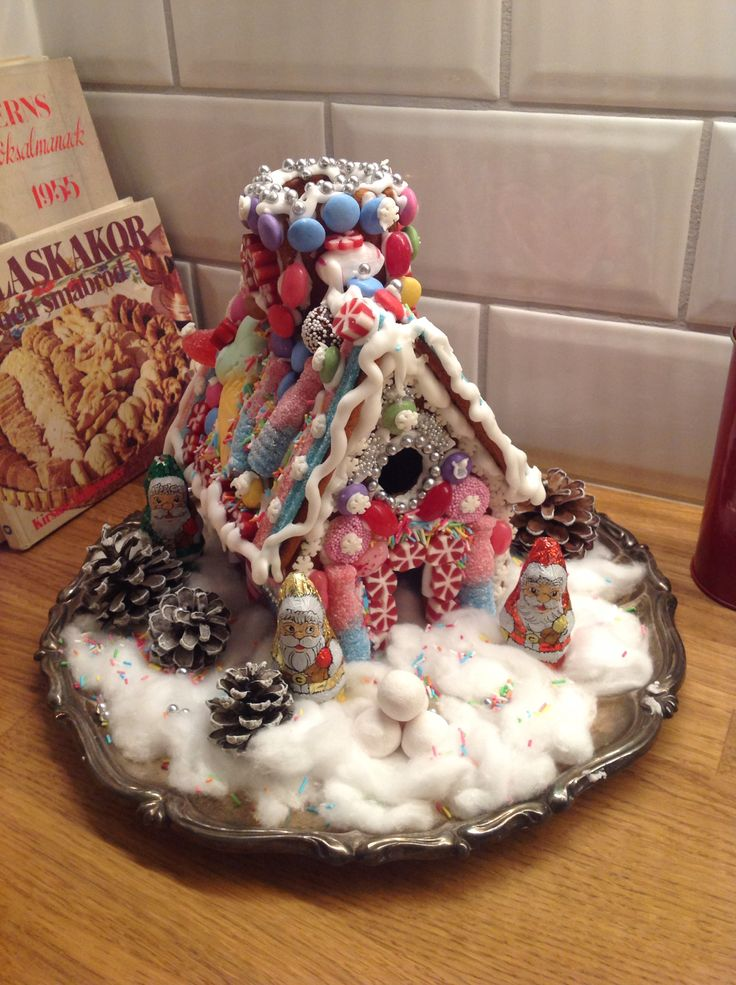 My gingerbreadhouse!!