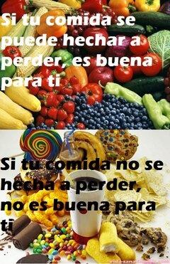 """""""Caduca el 13 de diciembre del 2096"""" Uf! Eso no es #comida!  @entulínea #adelgazar con #salud"""