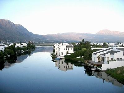 Marina da Gama waterways - Cape Town Loved living there.