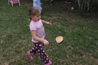Pancakes & Pajamas Birthday party....pancake race and other activities...super cool website!!