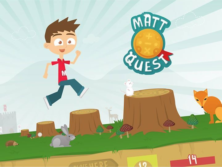 Have you played Matt Quest yet? It's the latest adventure for the magik play starter kit designed to develop math and coordination skills!  Download for the iPad from the App Store.  http://ift.tt/2kxpwOn