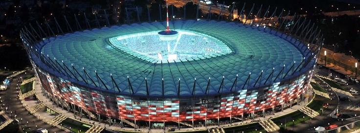 national stadium warsawEuro 2012, Trends 2013, Stadium Warsaw, National Stadium, 2013 Ujawnioni, Programs Games, Games Industrial, Industrial Trends