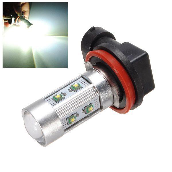 H11 LED SMD 50W luz de nevoeiro de bulbo de lampada do carro Lumiere Phare 12V b: Bid: 26,44€ Buynow Price 26,44€ Remaining Manter Até…