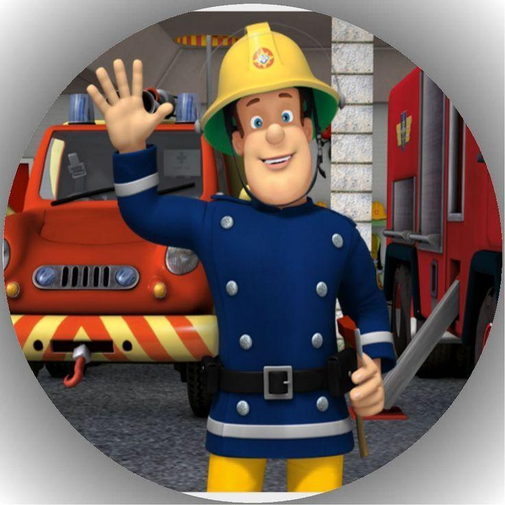 Feuerwehrmann Sam Su Douglas