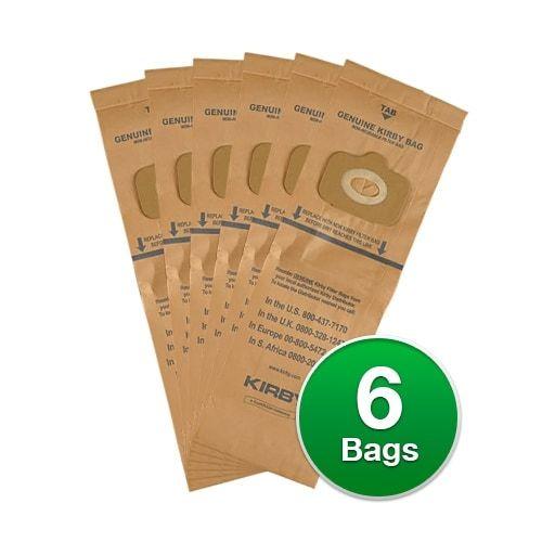 Genuine Vacuum Bag for Kirby 511 / 512 / 513 / 514 / 515 / 516 Vacuums - 2 Pack