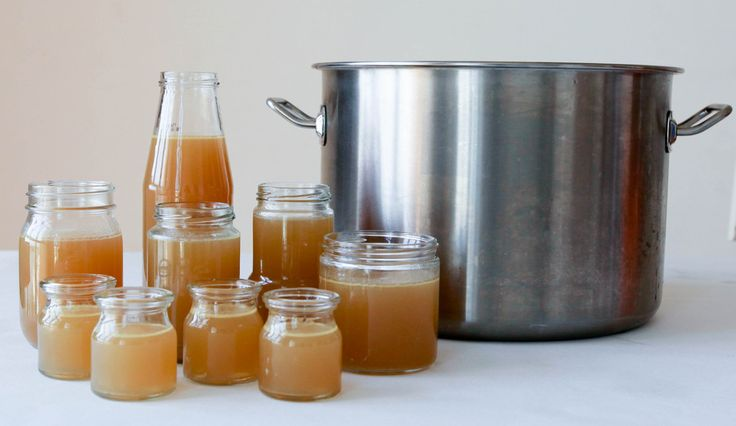 how to make turkey bone broth in slow cooker