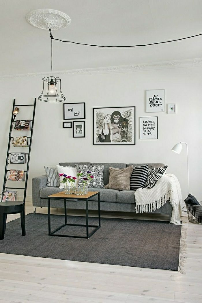1167 best Wohnzimmer \/ Living Room images on Pinterest Living - wohnzimmer bordeaux rot