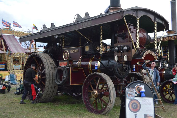 The Great Dorset Steam Fair 2015