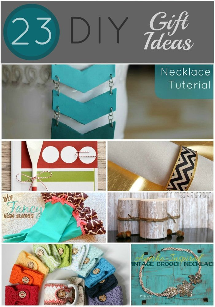 17 best images about gift ideas on pinterest diy for Easy presents to make for friends