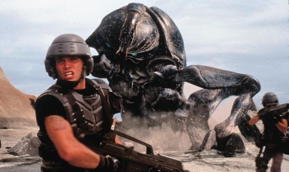 Starship Troopers: One of the Most Misunderstood Movies Ever - Atlantic Mobile