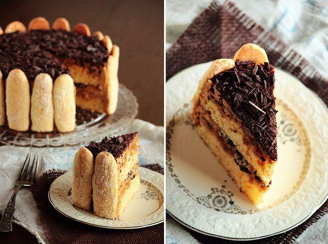 Tiramisu Cake by pastryaffair
