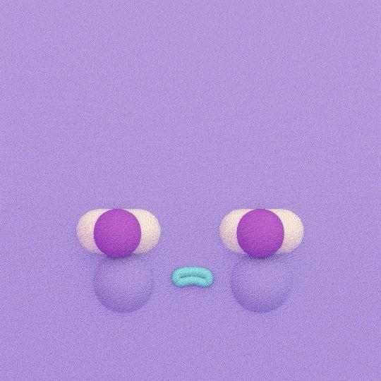 """""""Purple Face"""""""
