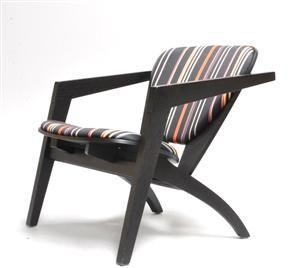 WEGNER STOL. Denne hedder butterfly og er en stol som er super skøn at sidde i. Tidsløs!