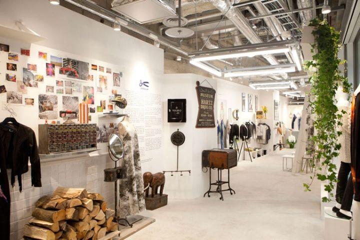 Denham woman's store at Roppongi Hills, Tokyo – Japan