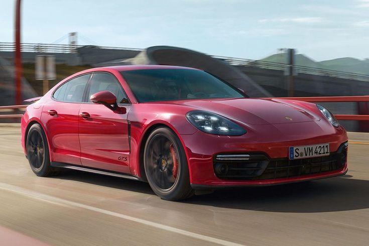 2019 Porsche Panamera GTS Sport Turismo Makes Wagons Sporty The Porsche Panamera…