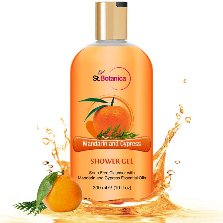 St.Botanica Mandarin & Cypress Body Wash is a balanced blend of luxurious cleansers and essential oils. Designed for men and women to be used as a body wash, shower gel, or bubble bath.