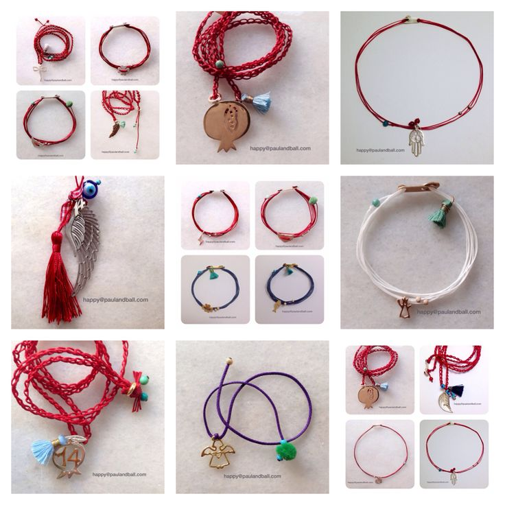 Xmas handmade accessories and charms