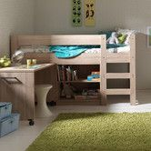 Found it at Wayfair.co.uk - Aline Single Mid Sleeper Bunk Bed