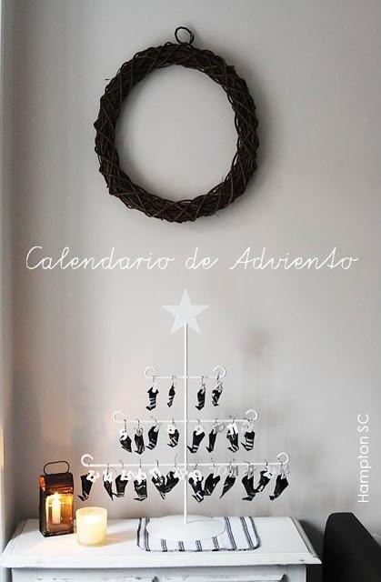 Mejores 67 im genes de calendarios adviento advent - Calendarios navidenos personalizados ...