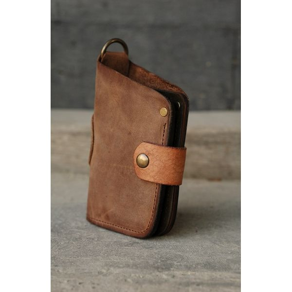 PRODUCTS :: MEN :: ACCESSORIES :: Wallets :: Portfel Barcelona brązowy 1