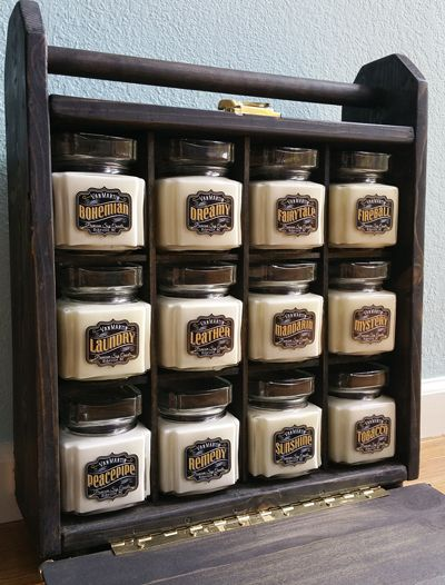 WHOLESALE – Van Martin Candles