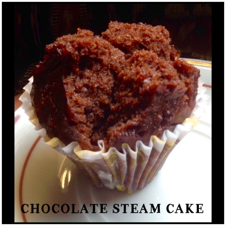 CHOCOLATE STEAM CAKE