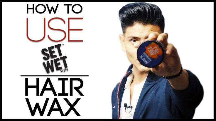 How To Use SetWet HAIR WAX for BEST HOLD and VOLUME | Hairstyling Tips for Men | Mayank Bhattacharya | More on Instagram - More on Instagram - http://ift.tt/1wVZjWV Buy the New Set Wet Hair Wax here - http://amzn.to/2zgUfUi  How To Use SetWet HAIR WAX for BEST HOLD and VOLUME | Hairstyling Tips for Men | Mayank Bhattacharya ________________________________________________________________  My Social Media Links: Facebook - http://ift.tt/1wVZh1x  Twitter - https://twitter.com/MayankBhatty…