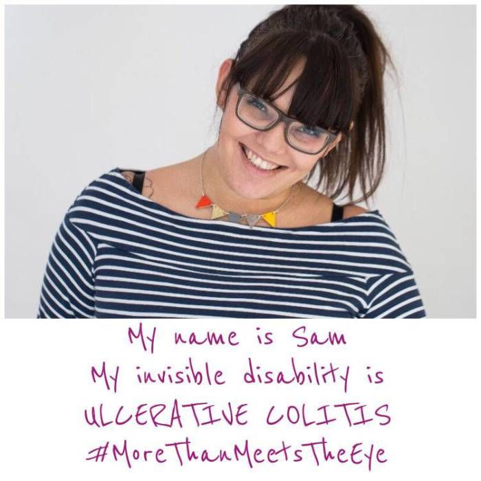 #MoreThanMeetsTheEye – Campaign for Invisible Disabilities | So Bad Ass
