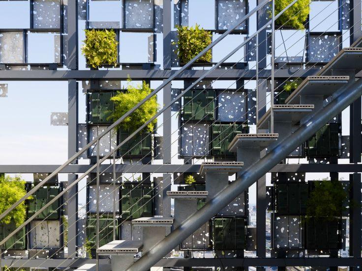 Architectural Metal  Green Cast / Kengo Kuma