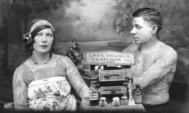 Η ΜΟΝΑΞΙΑ ΤΗΣ ΑΛΗΘΕΙΑΣ: Ποιοι είναι οι «πατέρες» του σύγχρονου τατουάζ