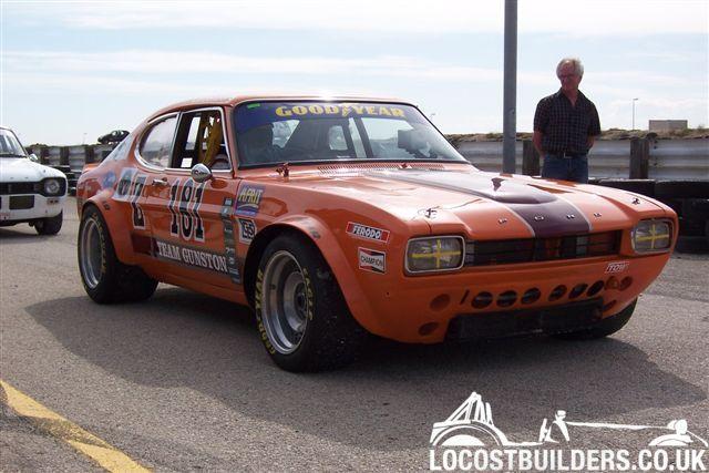 Ford Capri Penara V8 - GT40s.com