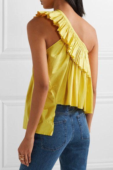Bright-yellow silk-taffeta Slips on 100% silk Specialist clean Imported