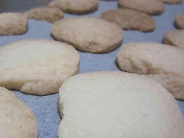 もっとシンプル! 米粉クッキーの画像