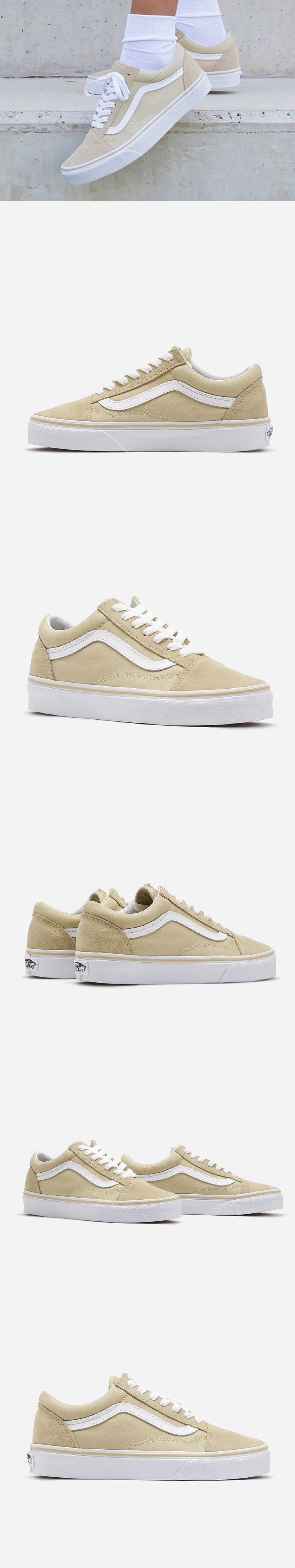 #VANS #OLD #SKOOL #PALE #KHAKI