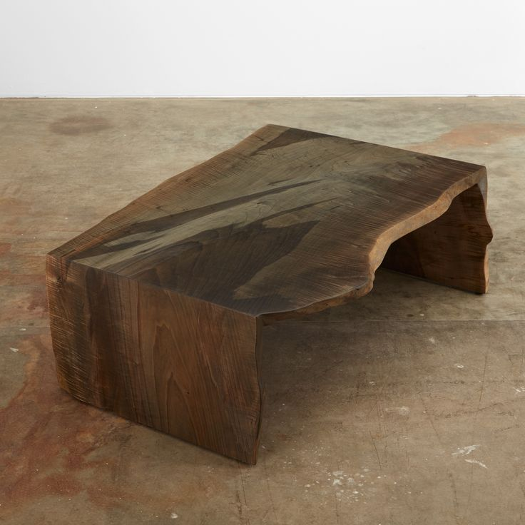 17 Best Images About Slab Wood Coffee Tables On Pinterest: 17 Best Images About Waterfall Edge Table On Pinterest