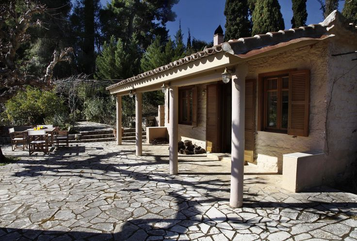 Ανακαίνιση παλαιάς κατοικίας στον νομό Ηλείας   vasdekis