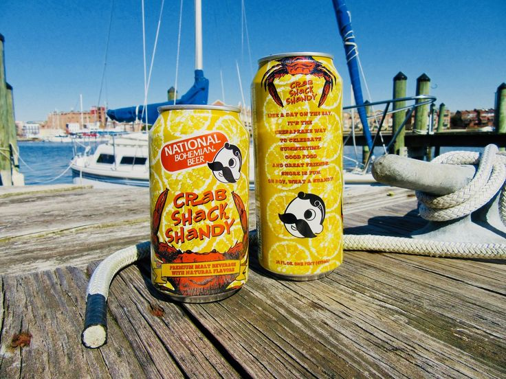 National Bohemian Beer Company today announced the release of National Bohemian Crab Shack Shandy, its first new beer to hit the market in over 30 years. The seasonal shandy is now available in select areas throughout the Mid-Atlantic through the end of the summer.
