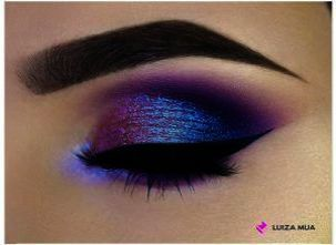 Makeup Video Nigeria weiter Blue Eyeshadow Looks On Dark Skin. Makeup Video Marath …   – Eyeshadow Looks